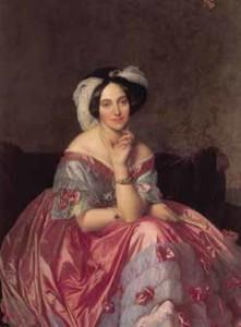 Ingres's Baronne de Rothschild