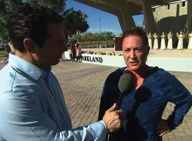 Lori Alhadeff, mother of slain Parkland student Alyssa Alhadef