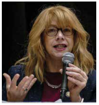 Linda Rosenthal. Photo by Joan Roth.