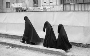 Voices- Veiled Women
